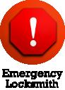 emergency locksmith icon